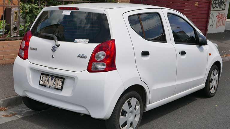 Alto Car Price In Punjab