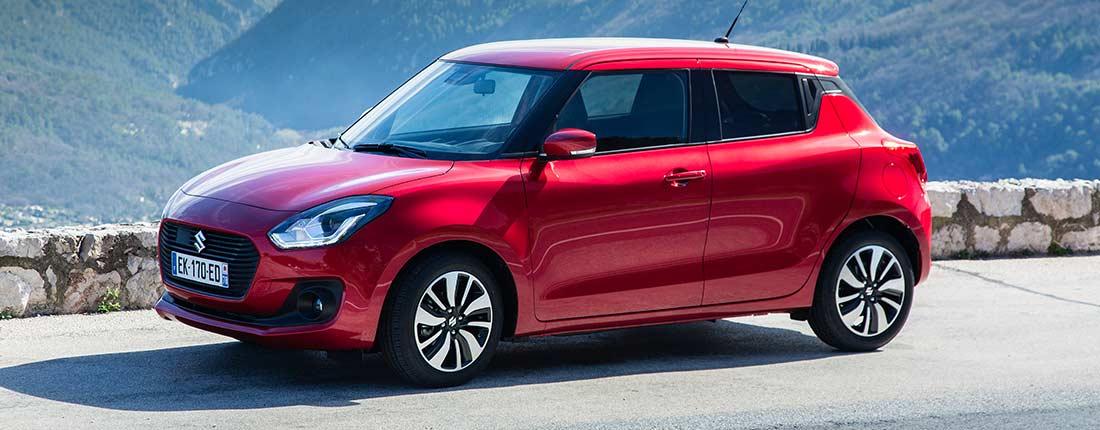 Suzuki Swift Gebraucht Kaufen Bei AutoScout24