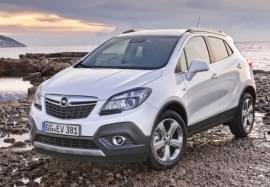 Opel Mokka von vorn
