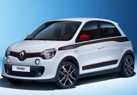 Renault Twingo Seitenansicht