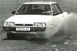 Subaru 1800 Sedan 1987