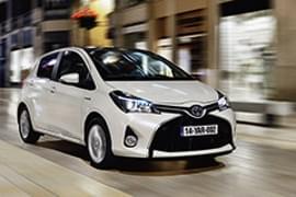 Toyota Yaris Vorderansicht