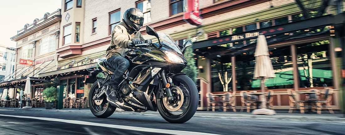 Kawasaki 250 ccm