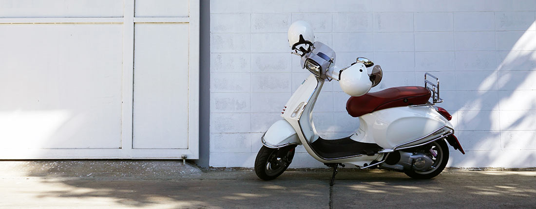 Scooter 50 ccm