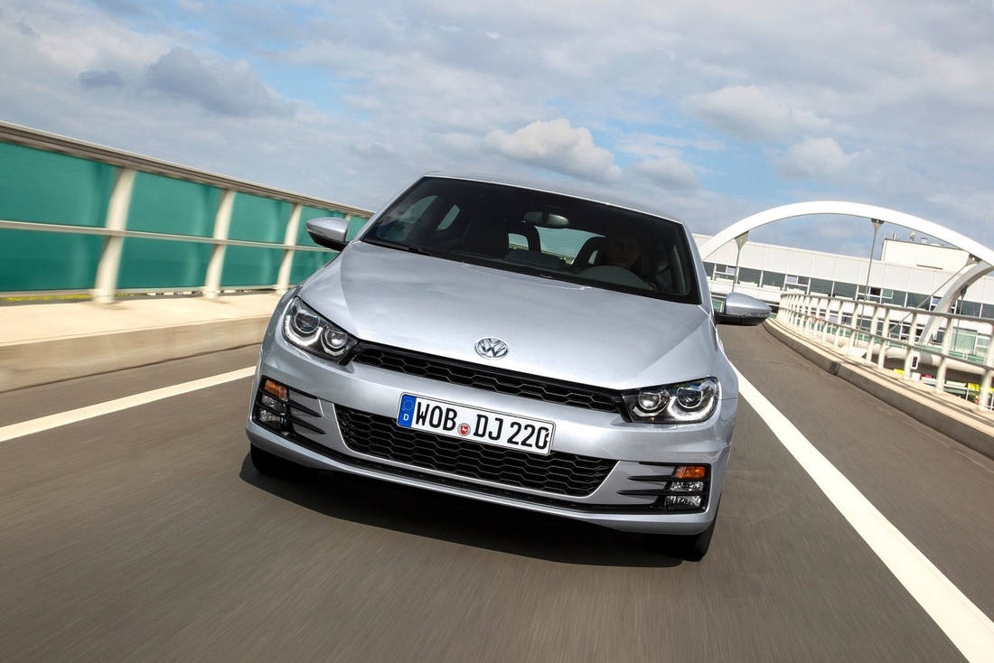 VW-Scirocco-Front