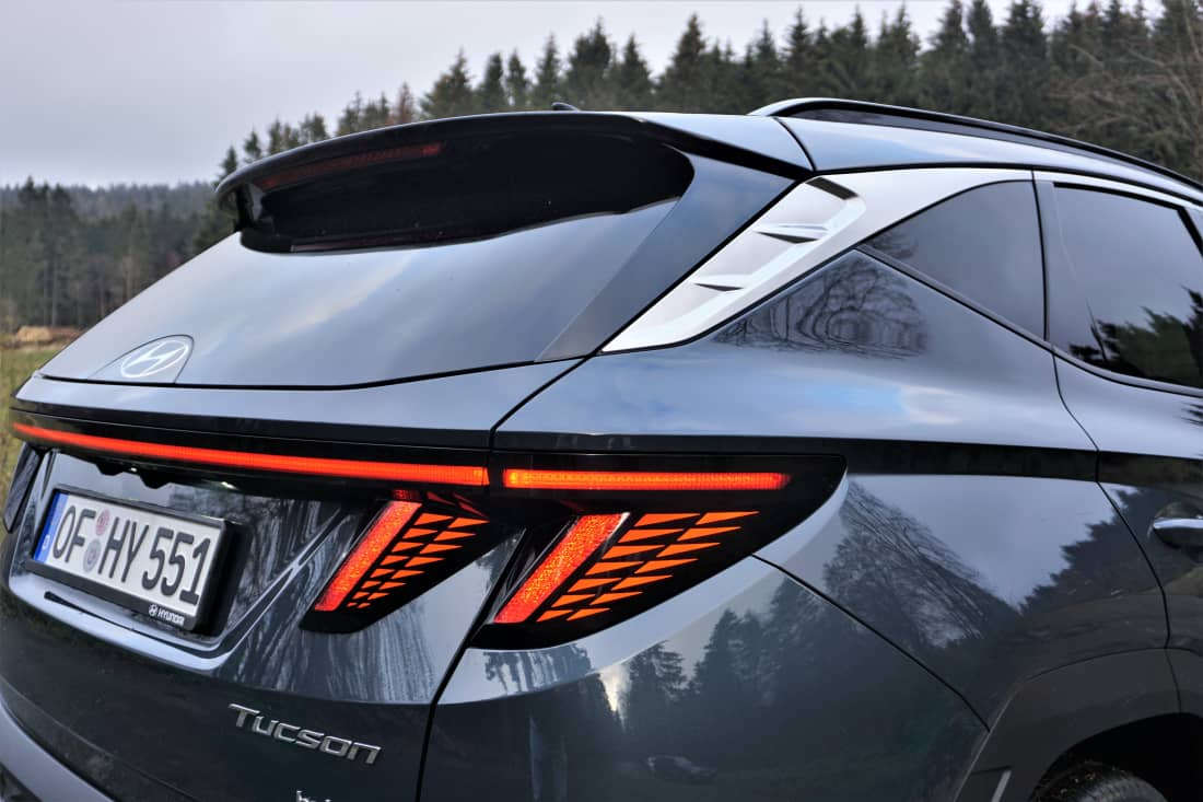Hyundai Tucson Hybrid 2021 Erster Test Fahrbericht Preise Autoscout24