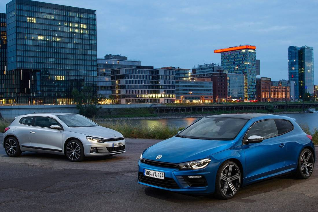 VW-Scirocco-Static