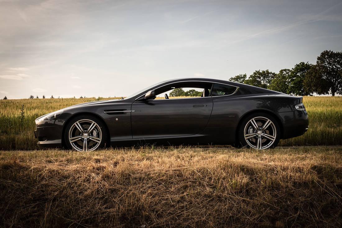 Klassik Test Aston Martin Db9 Handschalter Autoscout24