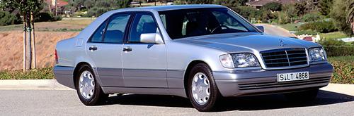Bericht 20 Jahre Mercedes S Klasse W 140 Autoscout24