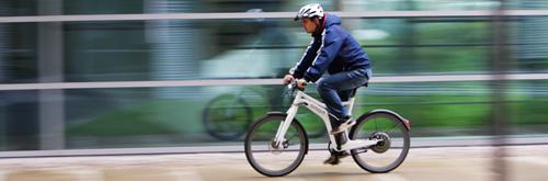 Test: Smart E Bike AutoScout24